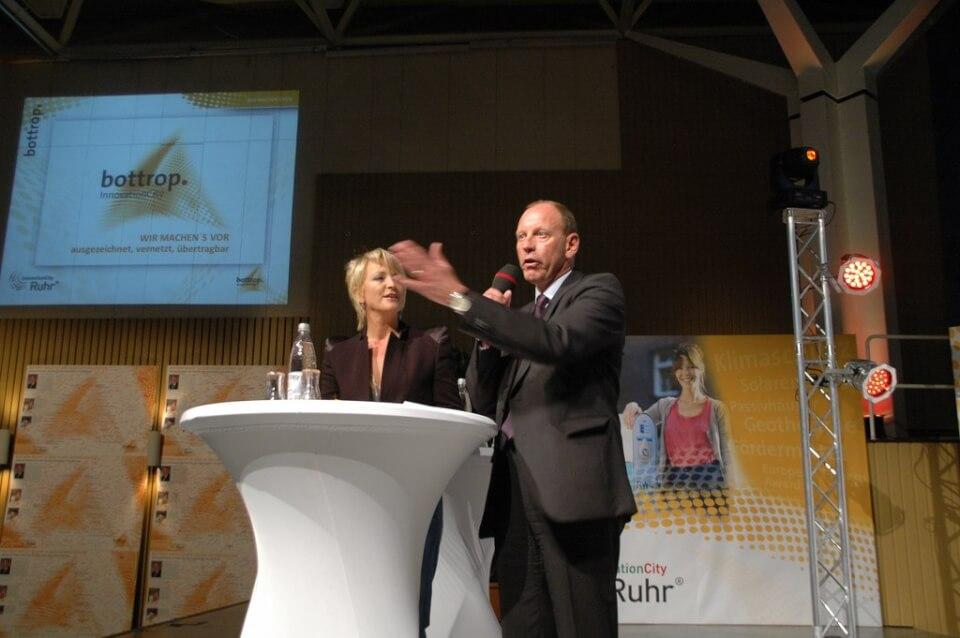 Bernd Tischler. Źródło: stadtbottrop, CC BY-SA 2.0, Wikimedia Commons