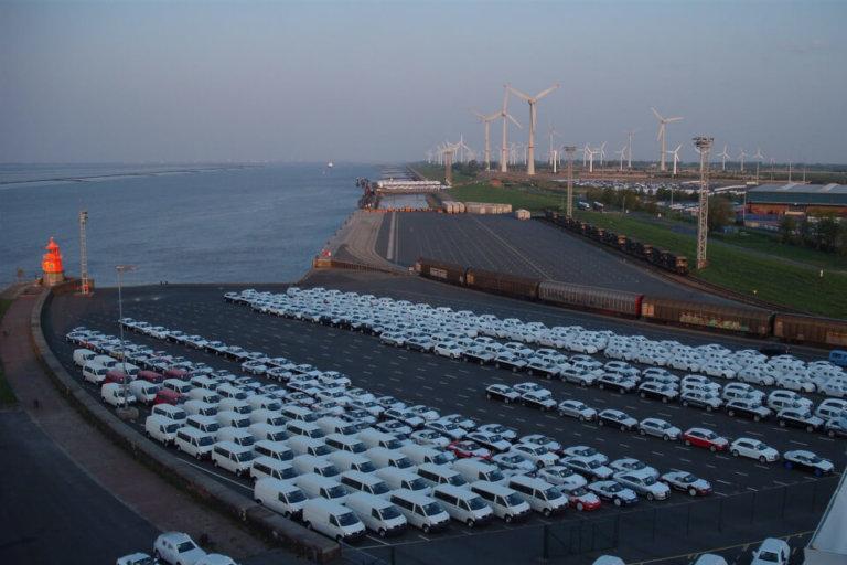 Emden, czyli od produkcji statków po produkcję wiatraków